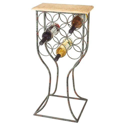 9 Bottle Wine Rack