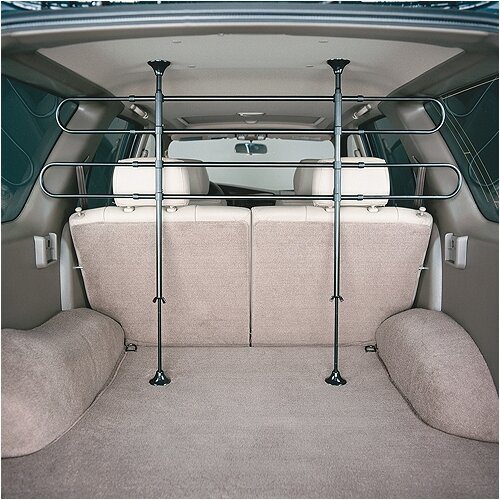 4 Bar Tubular Pet Vehicle Barrier