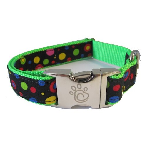 Chief Furry Officer Third Street Dog Collar