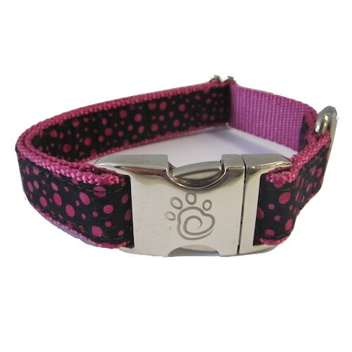 Chief Furry Officer Maple Drive Dog Collar