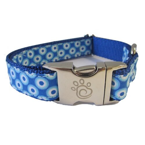 Chief Furry Officer Huntington Beach Dog Collar