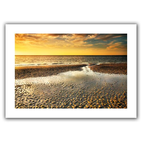 Art Wall 'Returning Home' by Steven Ainsworth Canvas Poster