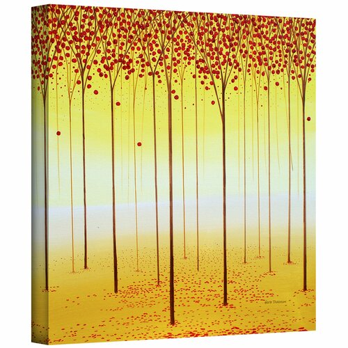 'Forest Memories' by Herb Dickinson Gallery Wrapped on Canvas
