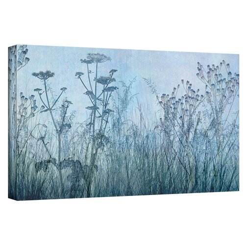 'Wildflowers Early' by Cora Niele Gallery Wrapped on Canvas