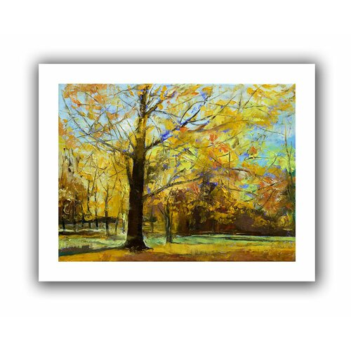 'Shades of Autumn' by Michael Creese Canvas Poster