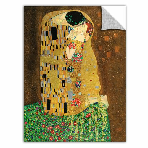 ArtApeelz 'The Kiss' by Gustav Klimt Graphic Art