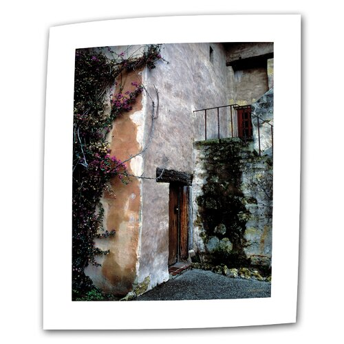 """Art Wall """"Mission Bougainvillea"""" by Kathy Yates Photographic Print on Canvas"""