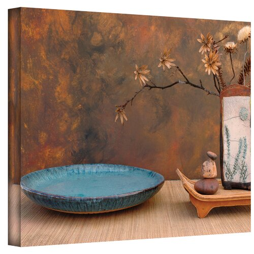 Art Wall 'Zen Still Life' by Elena Ray Photographic Print on Canvas
