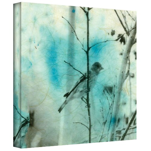 Art Wall 'Asian Bird' by Elena Ray Photographic Print on Canvas
