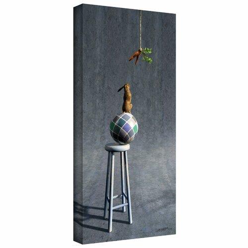 Cynthia Decker 'Equilibrium II' Gallery-Wrapped Canvas Wall Art