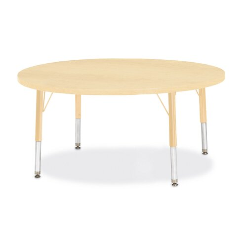 "Jonti-Craft Berries Round Activity Table (42"" x 42"")"