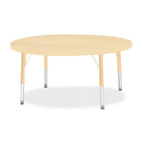 "Jonti-Craft Berries 42"" Round Classroom Table"
