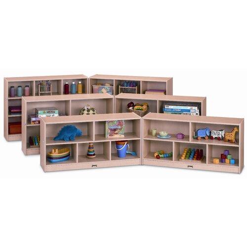 Jonti-Craft Low Fold-N-Lock Storage