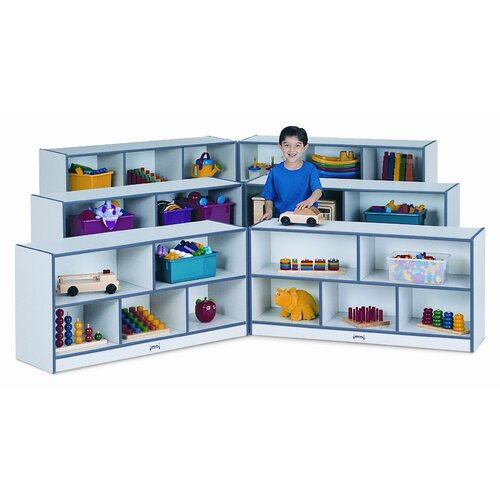 Jonti-Craft Toddler Fold-N-Lock Storage