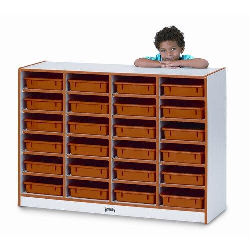 Jonti-Craft 24 Compartment Cubby