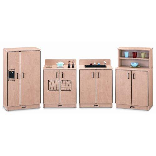 Jonti-Craft Kitchen Refrigerator