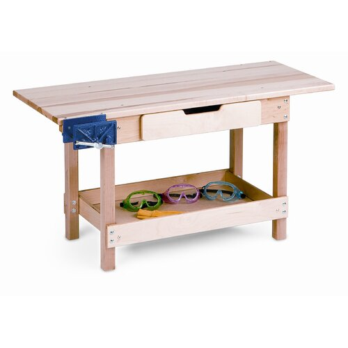 Jonti-Craft Workbench with Drawer