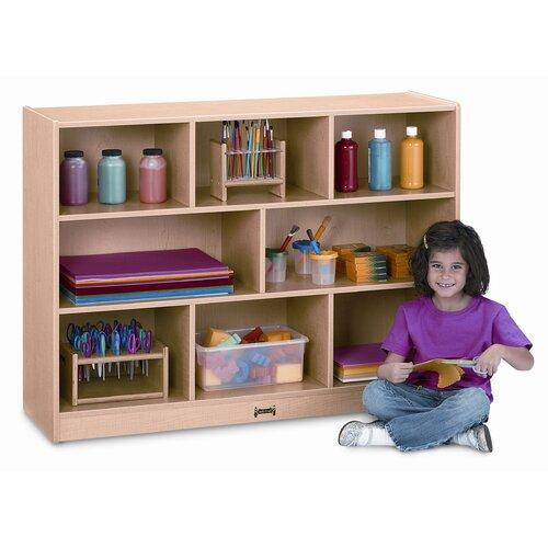 Jonti-Craft Toddler Single Storage Unit