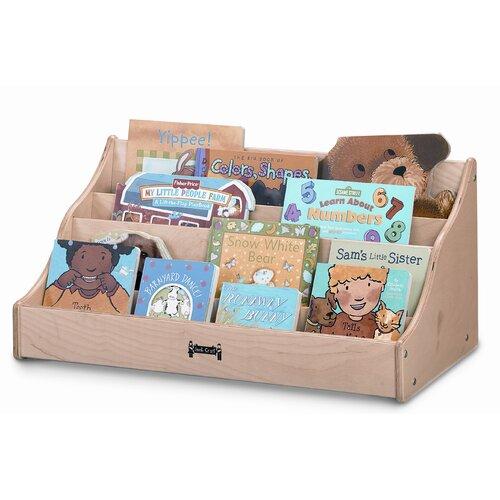 Jonti-Craft Tiny Tots Pick-a-Book Stand