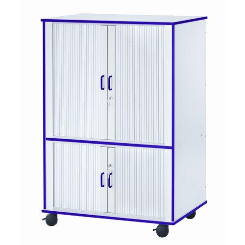 Jonti-Craft Euro-Computer Cabinet
