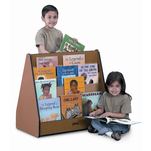 Jonti-Craft Sproutz Two Sided Pick-A-Book Stand