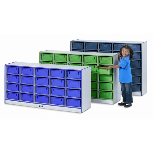 Jonti-Craft Single Tub Storage Cubby