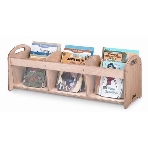 Jonti-Craft See-Thru Toddler Book Browser