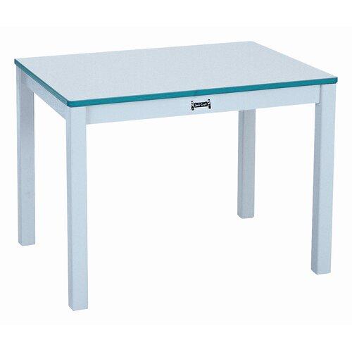 Jonti-Craft Rectangle Laminate Table