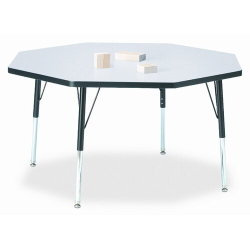 "Jonti-Craft KYDZ 48"" Octagon Classroom Table"