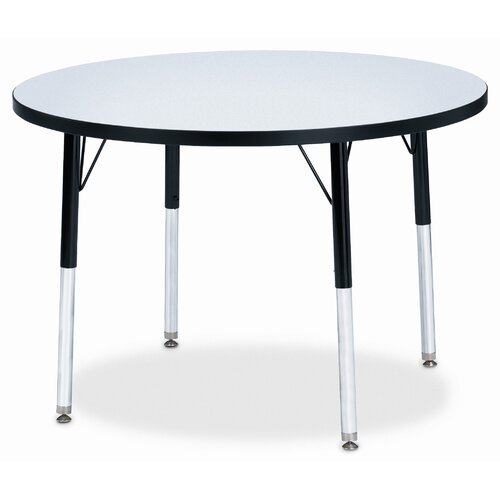 Jonti-Craft KYDZ Round Classroom Table