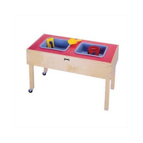 Jonti-Craft 2 Tub Sand-n-Water Table - Toddler