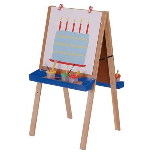 Jonti-Craft Primary Adjustable Easel