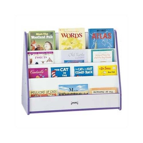 "Jonti-Craft Rainbow Accents 28"" 2 Sided Pick-a-Book Stand"