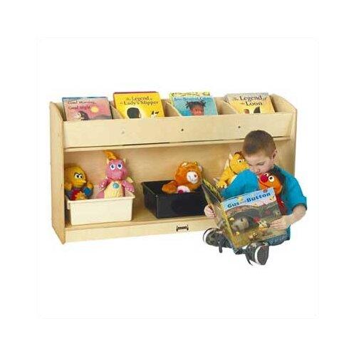 "Jonti-Craft 26"" Book Browser Flushback Bookcase"
