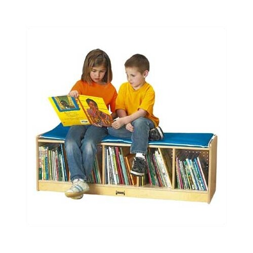 Jonti-Craft Locker Vinyl  Storage Bench