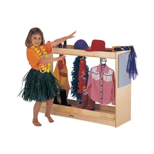 Jonti-Craft ThriftyKYDZ Dress Up Island- Large