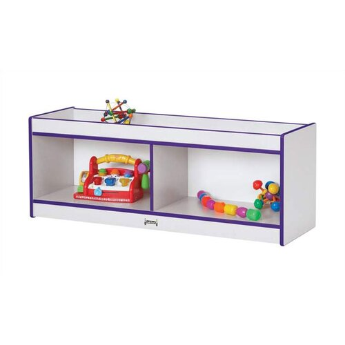 Jonti-Craft Rainbow Accents Rectangular Cruiser Center