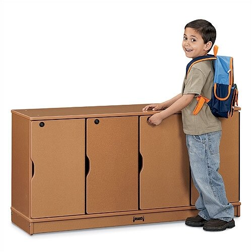Jonti-Craft SPROUTZ® Stacking Lockable Lockers