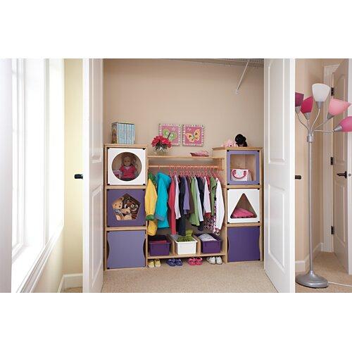 "Jonti-Craft Closet Girl 15"" Bookcase"
