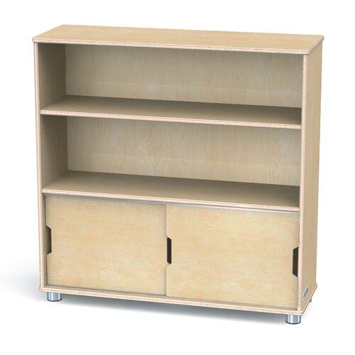 "Jonti-Craft TrueModern Two-Shelf 36"" Bookcase"