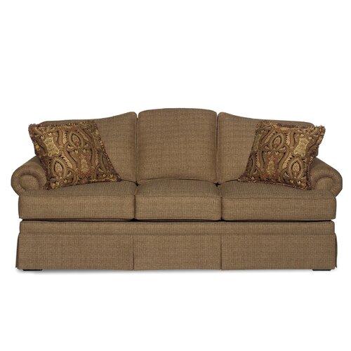 Craftmaster Burbank Queen Sleeper Sofa