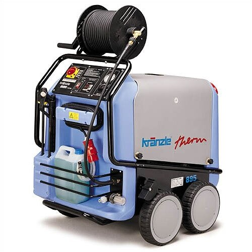Kranzle USA 5.0 GPM / 2400 PSI Hot Water Electric Pressure Washer
