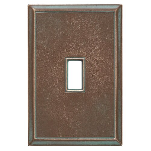 Classic Magnetic Single Toggle Wall Plate