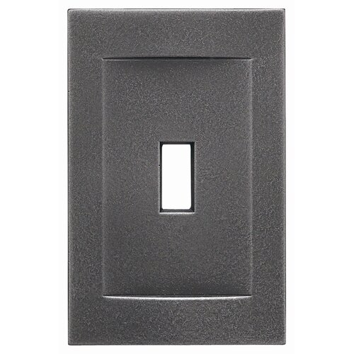 RQ Home Single Toggle Magnetic Wall Plate
