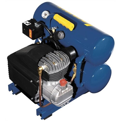 Jenny Products Inc 4 Gallon Tank 2 HP Electric Hand Carry Portable Air Compressor