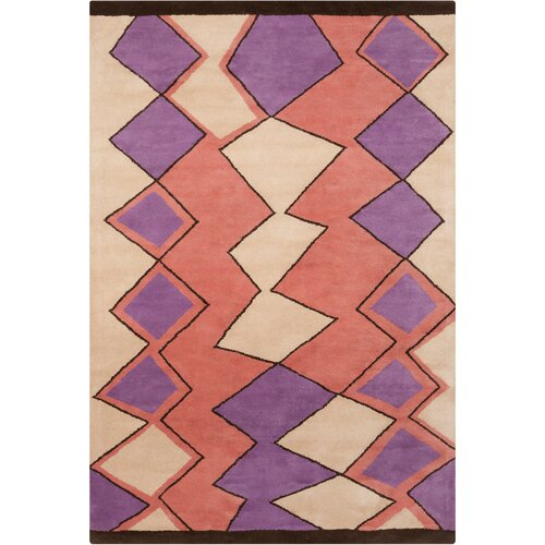 Filament  LLC Cinzia Multi Geometric Rug