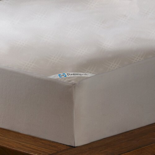 Aller Ease Bed Bug Allergy Protection Zippered Mattress