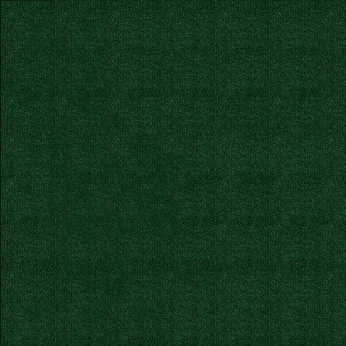 "4urFloor Ribbed 18"" x 18"" Carpet Tile in Heather Green"