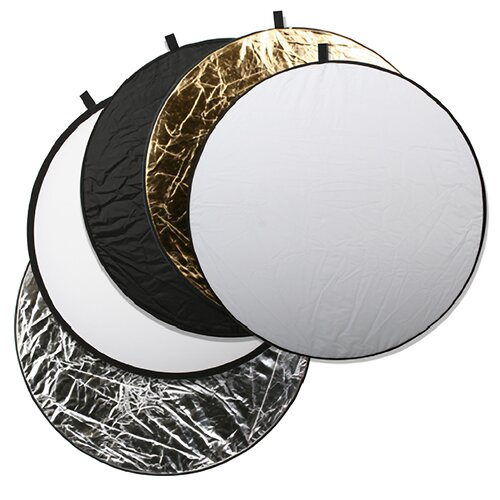 5- in- 1 Light Multi Collapsible Photo Disc Reflector
