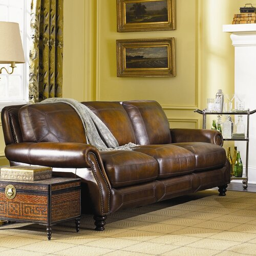 Ashland Leather Sofa
